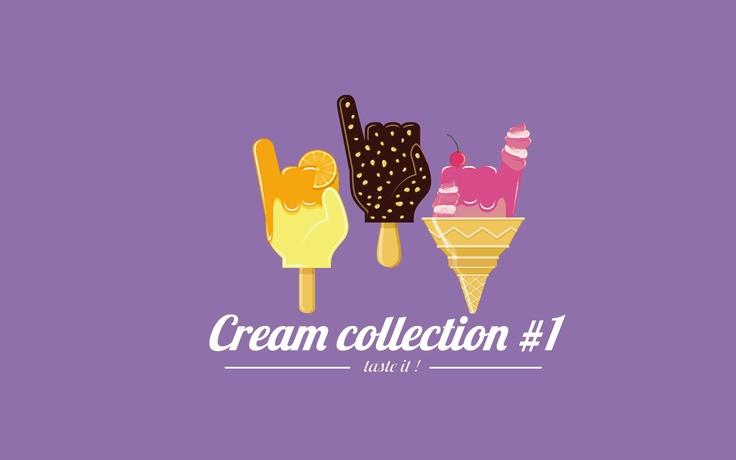Cream Collection #1