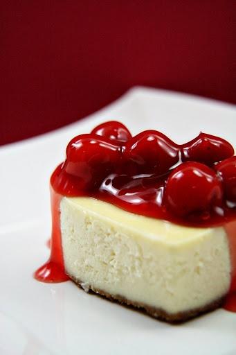 Cherry New York Cheesecake