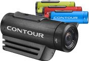 Contour Roam2: I've already pinned the top end camera option avaialble from Contour but for anyone looking to a cheaper a more colorful option these are for you. $199.99 and now also available in Green, Red and Blue.
