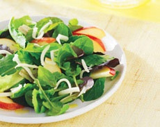 Apple Cheese Salad