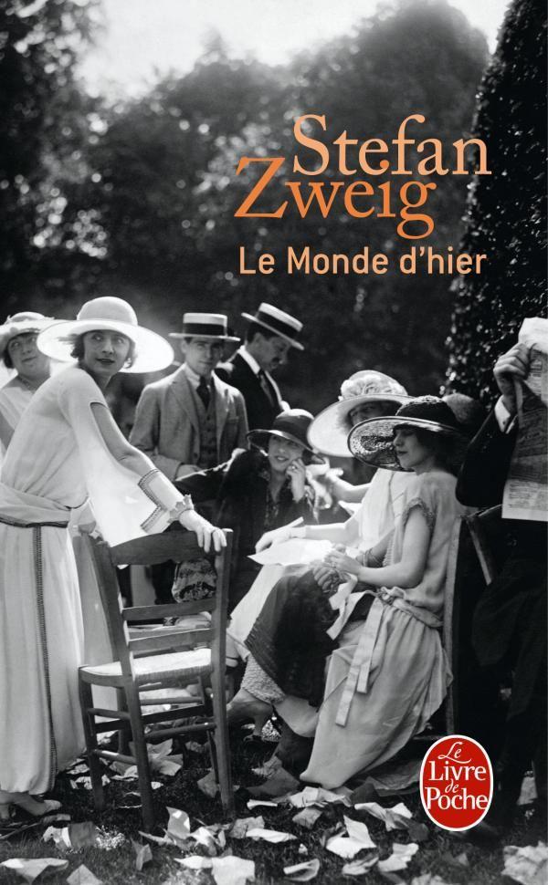 Stefan Zweig, Le monde d'hier http://manufacturedeurope.tumblr.com/post/68365761351/publication-de-manufacture-deurope