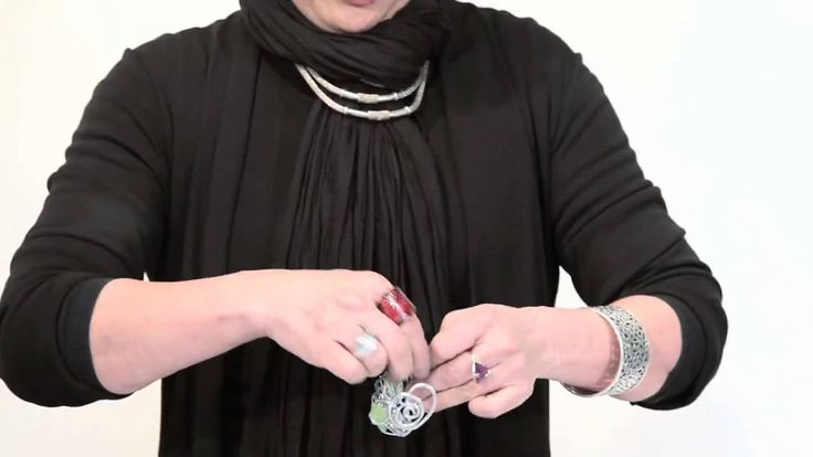 T2: Aluminum wire jewelry