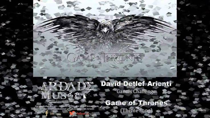 Sountrack Game of Thrones Season 5 (David Detlef Arienti - Game Challeng...