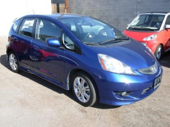 Hatchback, 2009 Honda Fit Sport with 4 Door in Sun City, AZ (85351)