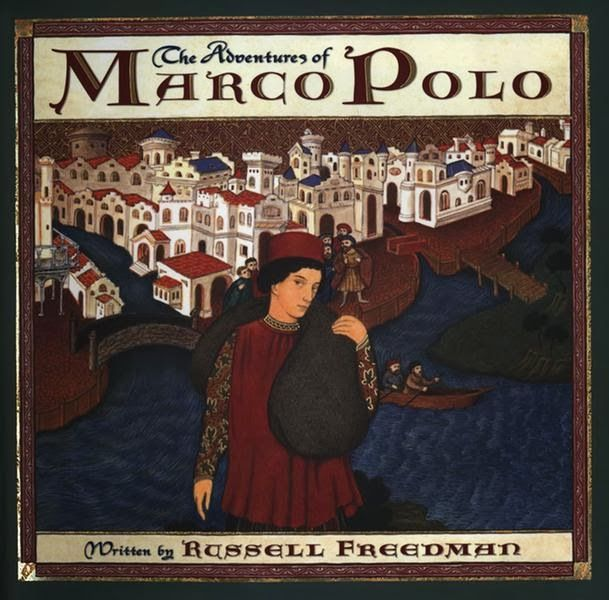 Recommended Marco Polo book, compare to what's on AO.