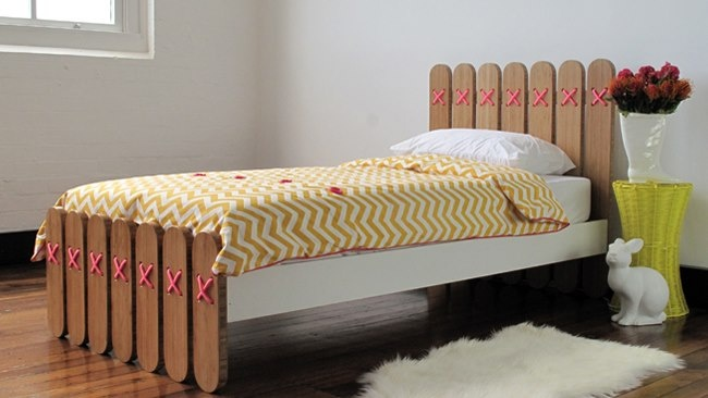 Hardwick Designed Bed Inspired By Paddle Pop Icy Pole