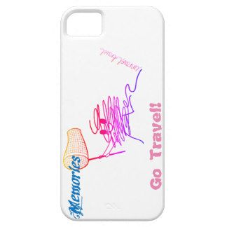 Go Travel iPhone 5 Case