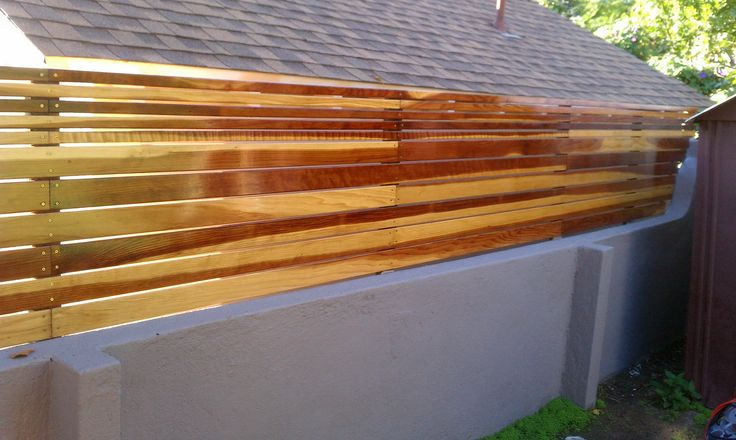 115 Best Images About Fences On Pinterest Corrugated