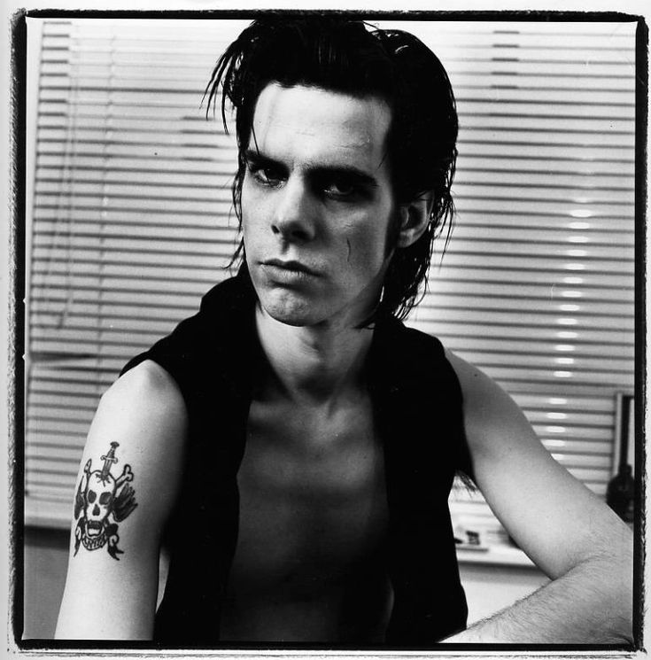 "Nicholas Edward ""Nick"" Cave (born 22 September 1957) is an Australian musician, songwriter, author, screenwriter, composer and occasional film actor. He is best known for his musical work with the band Nick Cave and the Bad Seeds, established in 1983, a group known for its eclectic influences and musical styles. Prior to this, he fronted the post-punk group The Birthday Party in the early 1980s, which was influenced by blues and free jazz. In 2006, he formed the garage rock band Grinderman…"