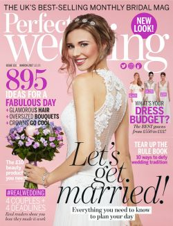 34 best perfect wedding magazine covers images on pinterest perfect wedding magazine issue 131 march 2017 junglespirit Choice Image