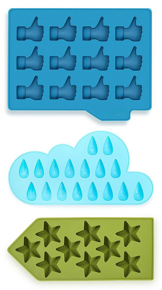 Candy Molds / Cute Ice Cube Trays