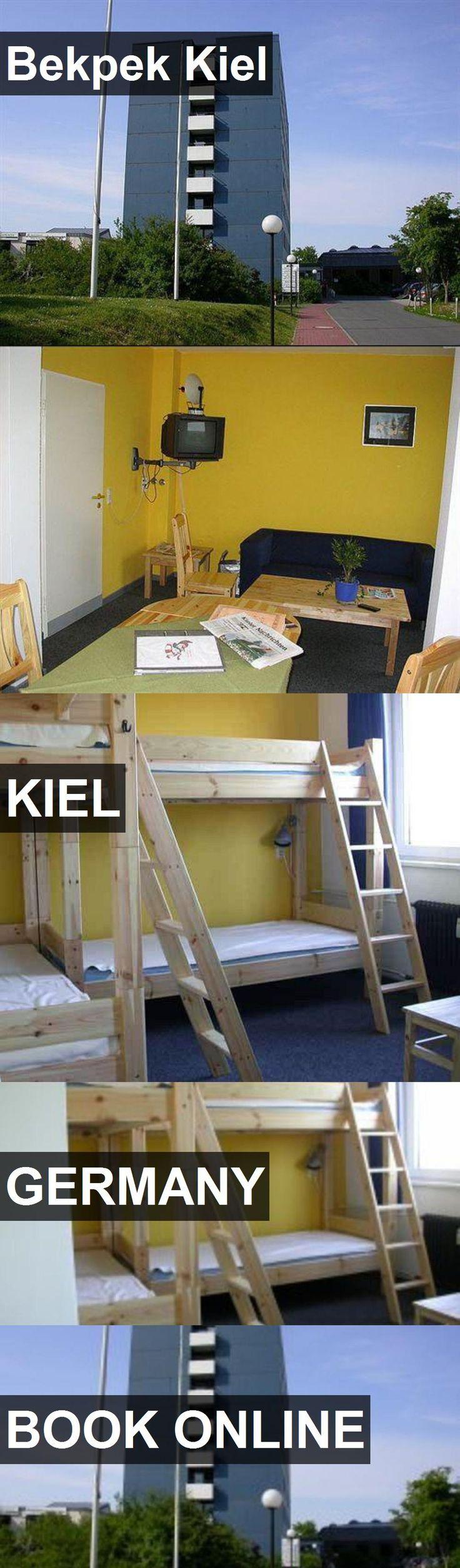 Hotel Bekpek Kiel in Kiel, Germany. For more information, photos, reviews and best prices please follow the link. #Germany #Kiel #travel #vacation #hotel