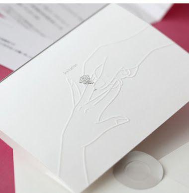 招待状 デザイン 指輪 - Google 検索
