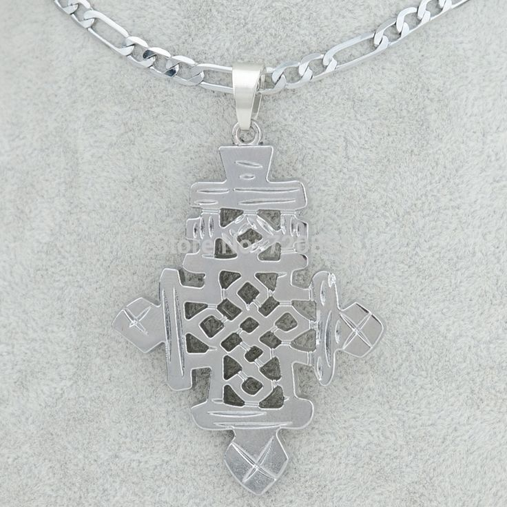 Find More Pendant Necklaces Information about Silver Ethiopian Cross Necklace Pendant Jewelry Women Men Eritrea/Libya/Congo/Nigeria/Kenya African Coptic Crosses New Item Gift,High Quality jewelry medical,China jewelry suite Suppliers, Cheap gift card jewelry from Golden Mark Jewelry Factory on Aliexpress.com