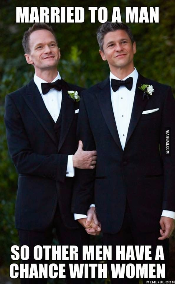 Congratulations! Neil Patrick Harris is married to Mr David Burtka