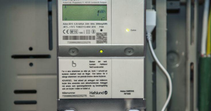 De nye, smarte strømmålerne gjør mer enn å melde inn forbruket automatisk.