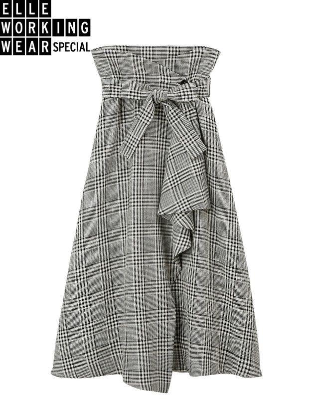 「エリン」のラップスカート