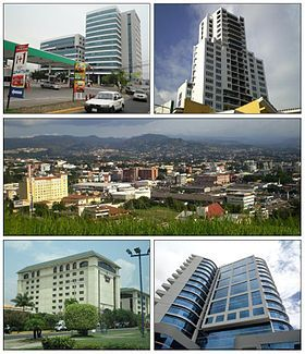 Tegucigalpa – Wikipédia, a enciclopédia livre
