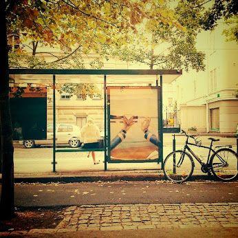 #biking  #street #helsinki #autumn