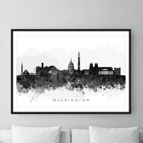 Hey, I found this really awesome Etsy listing at https://www.etsy.com/uk/listing/545888756/washington-dc-skyline-cityscape-art