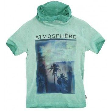 Cars - T-shirt Atmo cowl mint