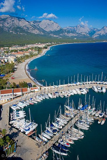 Kemer Harbour | by Durukos Yachting