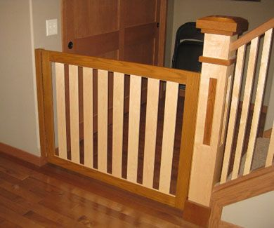 baby stair safety gate