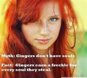 Fact :) | Redhead quotes