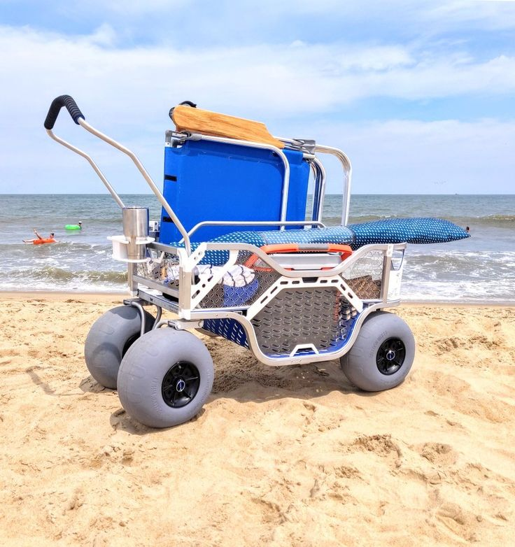 Pin on Beach wagon cart