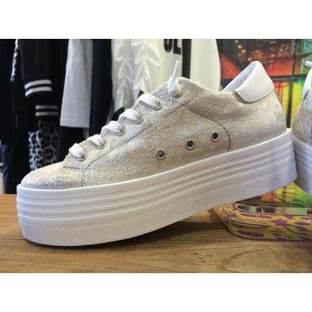 scarpe bianche g star