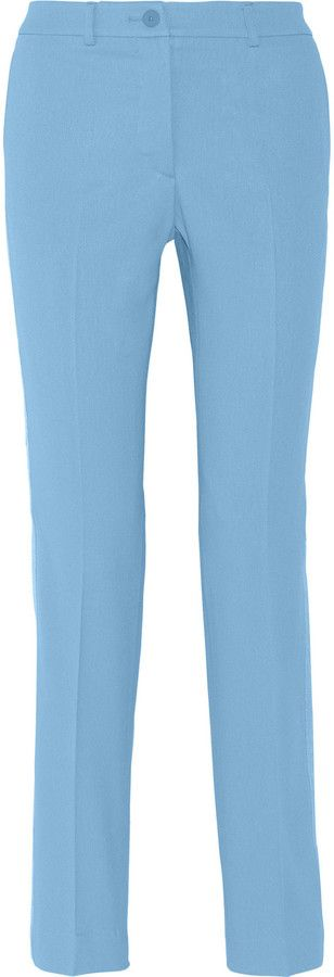 Richard Nicoll Stretch-crepe tuxedo pants