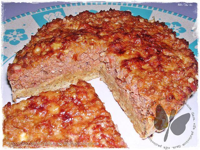 Pasticcio di carne, ricetta dukan | Sara elfa pasticciona