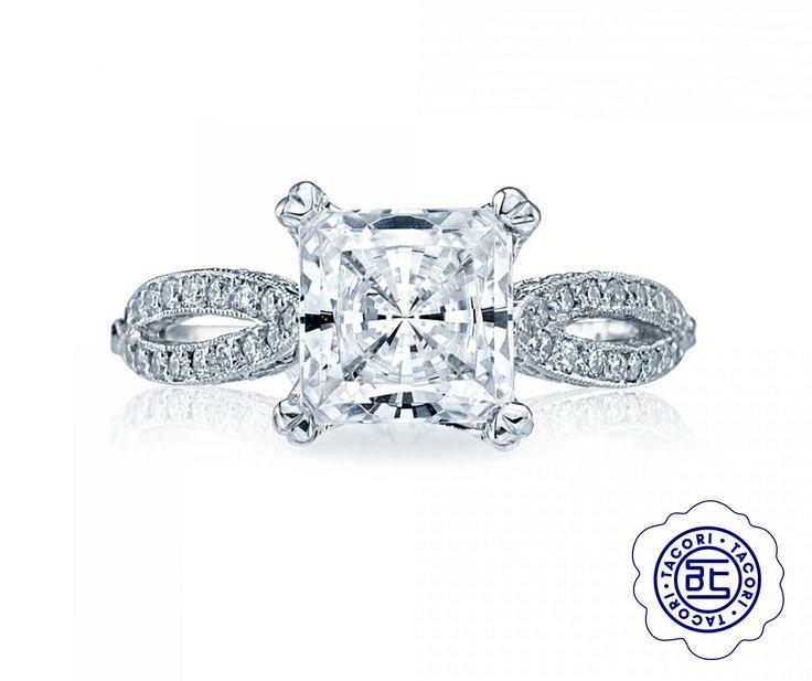 40 best Tacori Engagement Rings images on Pinterest ...