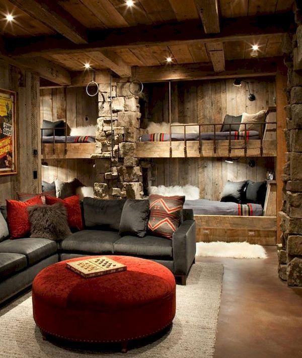 05 Modern Rustic Farmhouse Bedroom Ideas: Best 25+ Rustic Bedroom Design Ideas On Pinterest