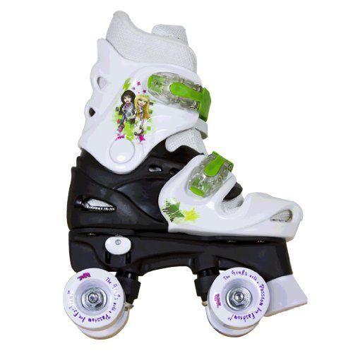 Bratz Quad Skates (Small) by Bratz. $43.54. The Bratz are all about