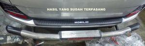 Paket Pengaman Belakang + Sillplate Belakang Mobilio + Free Kaca Spion BW704