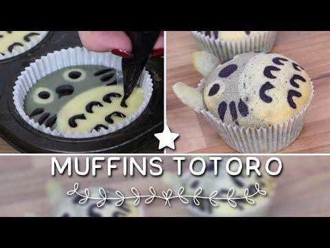 Muffins Totoro - Totoro Cake - YouTube