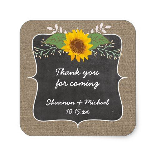 Sunflower Wedding Favor Ideas: Best 25+ Sunflower Wedding Favors Ideas On Pinterest