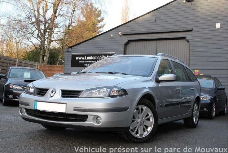 RENAULT LAGUNA II (2) ESTATE 2.0 16V 135 EXPRESSION