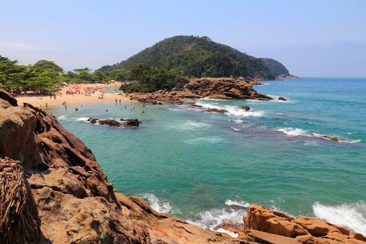 #Viajar a #Brasil y a las #playas de #PARATY es algo que tienes que hacer una vez en la vida al menooos! #Despegar tiene los mejores precios para tí.