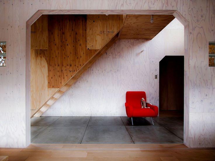 1950-house. Interior01.