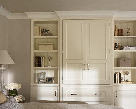 128 best Bedroom Storage Ideas images on Pinterest | Cabinets ...