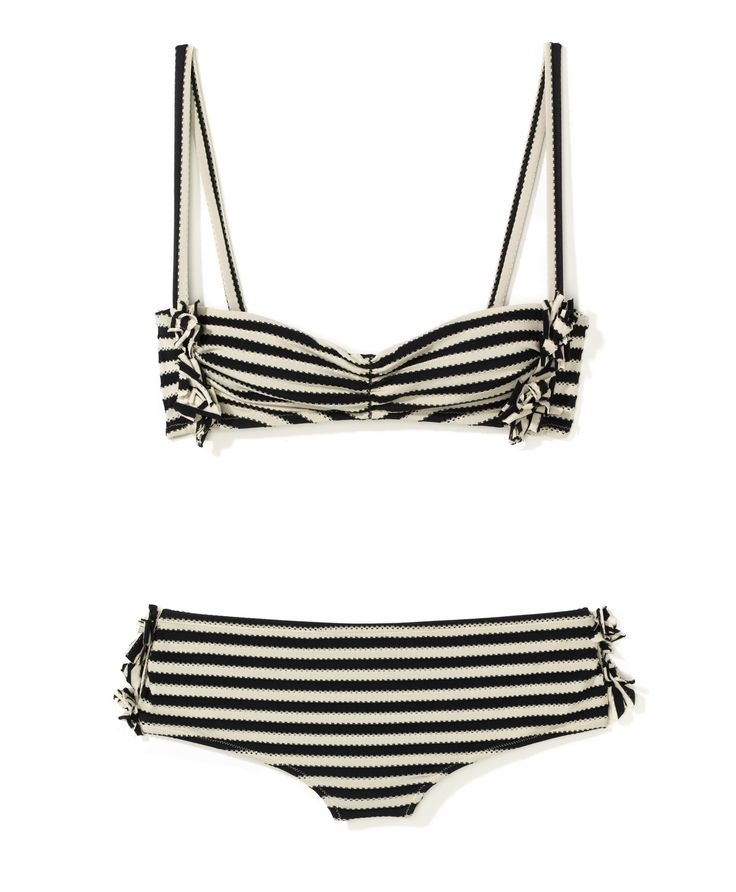 My Getaway Plan - Chanel bikini top