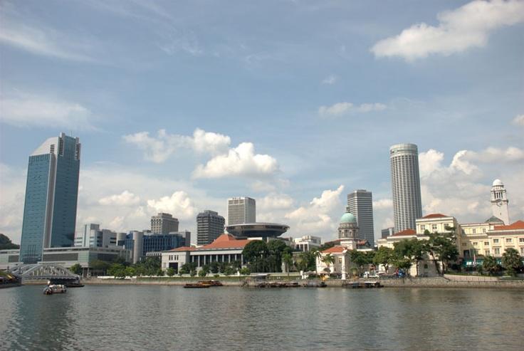 Central Business District - Singapore
