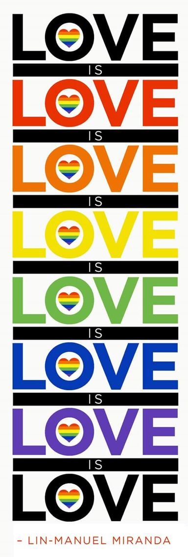 Life Lessons 101: love ... as spoken by Lin Manuel Miranda