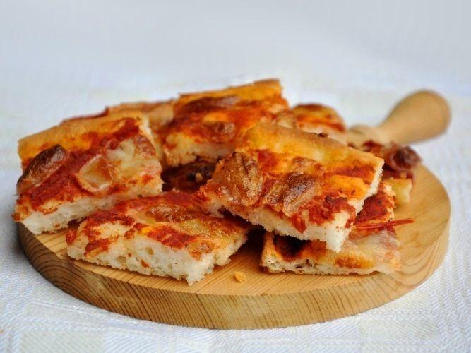 Gluten free pizza - Pizza senza glutine