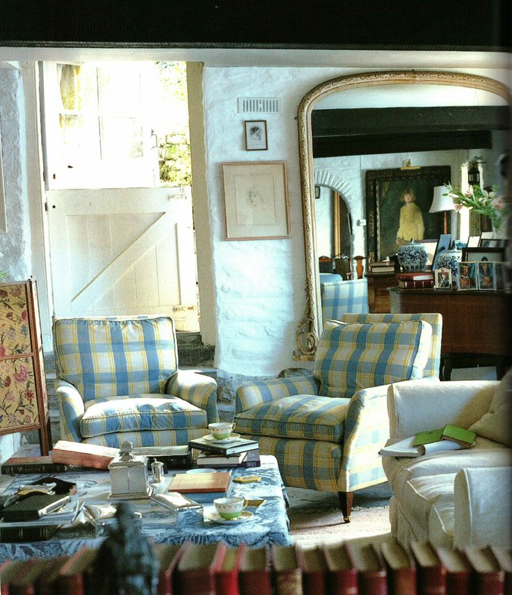 94 English Country Cottage Living Room Large Size Of