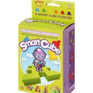 Smart Cube - 6 Casse-têtes, 30 Défis