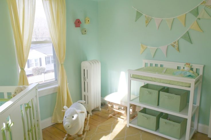 This room is too cute, not very over the top like some of the nursery pics on here.
