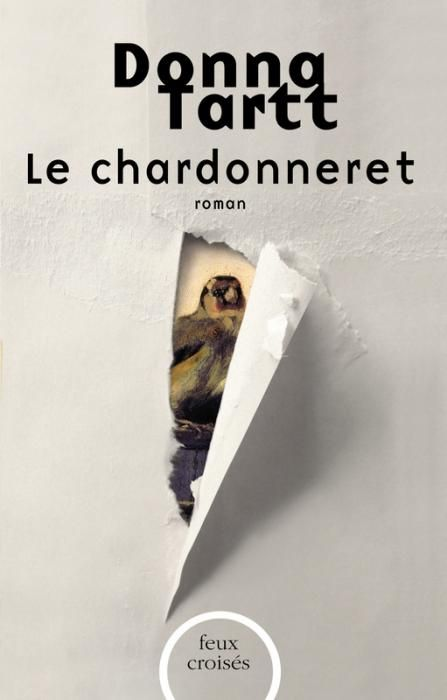"""#CybookLecture de Vincent F """"Le chardonneret"""" (""""The Goldfinch"""" in VO I think), by Donna Tartt, rather mesmerizing. Very nice style, too bad the French translation is uneven."""